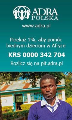 1% dla ADRA